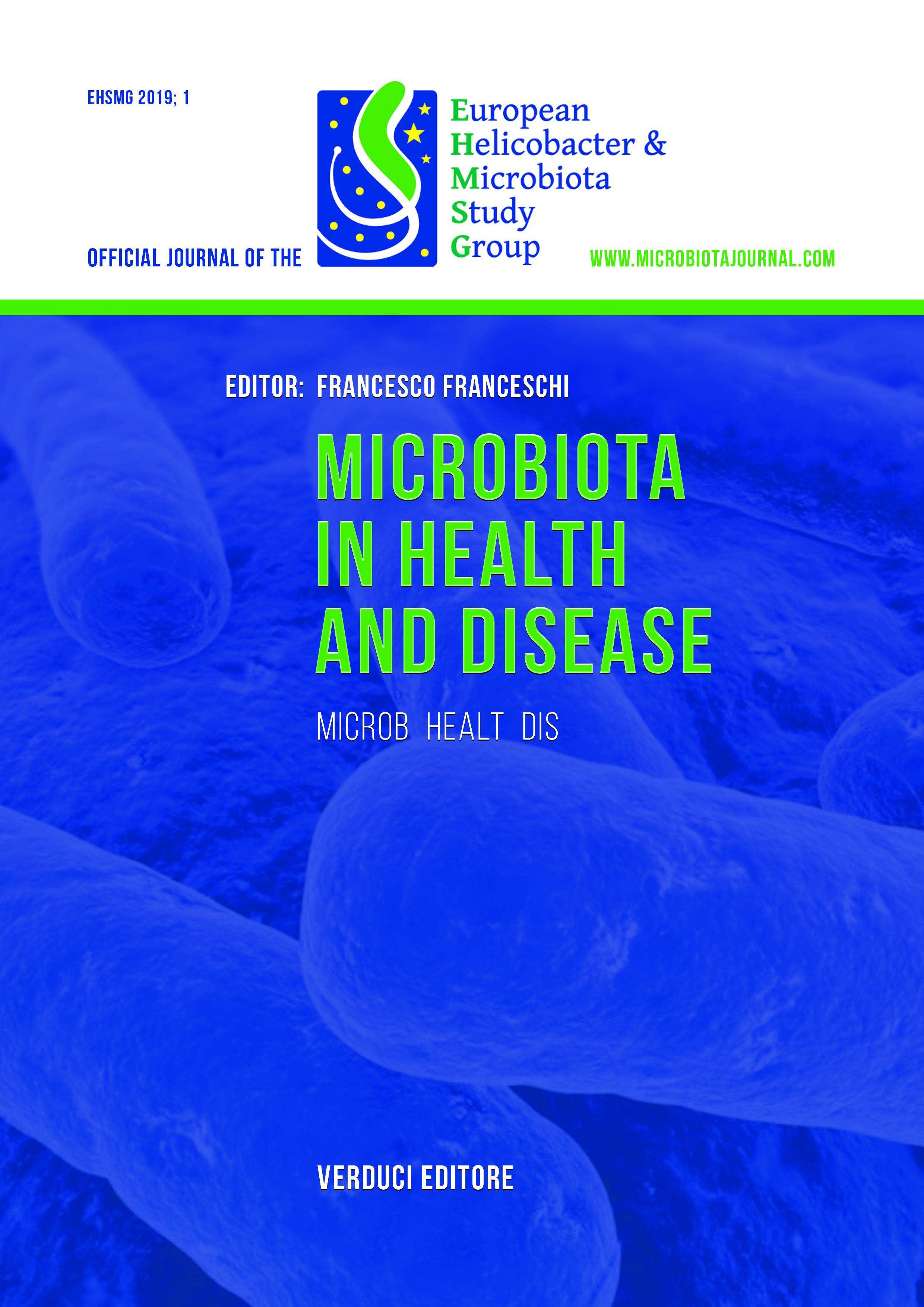 Microbiota in salute e in malattia